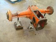 1951 Ferguson To20 Tractor Rearend Differential Assembly Axles Pinion Housing