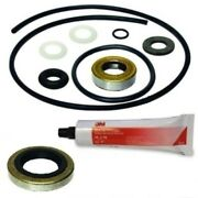 Gearcase Seal-up Set For Classic Omc 25-40 Hp Outboards