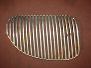 Vintage 41 Ford Coupe Left Hand Lower Front Grill Oem Part Restore