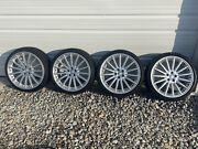 Factory 20 Rims And Tires Jaguar Xjr Tested Xj-r Used