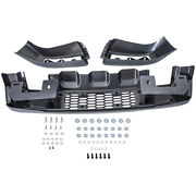 Front Bumper Conversion Replacement Cover For Ford F150 2009-2014