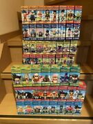 All 55 Species Dragon Ball Collectable Warkore Figure Vol.1 Encounters And