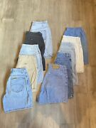 Vintage Womenandrsquos Chic Jordache And Other Brand Denim Shorts Lot 10 Various Sizes