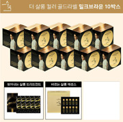 Soonsoo The Salon Color Gold Label Package Hair Dye 10boxes Made In Korea