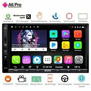 Atoto A6 Pro 2din Android Car Gps/a6y2721prb-g/hd Ips Screen/gesture Operation
