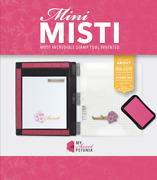 Sale New Model Mini Size Misti Stamping System Perfect Stamping Tool Petunia