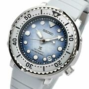 Seiko Prospex Sbdy107 Save The Ocean Special Edition Automatic Diver Watch Menand039s