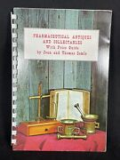 Pharmaceutical Antiques And Collectables- Book With Price Guide 1st Edition