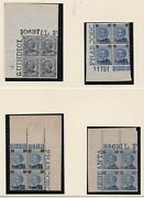 1924/25 Kingdom Di Italy / Italy Nanddeg175/182 The Complete Series Wooden Block 4