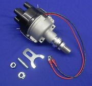 D41-05a Pertronix Electronic Ignition Distributor Continental F163 Only W/ Hold