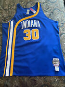 New George Mcginnis Mitchell And Ness Indiana Pacers Aba Jersey Size 3xl