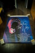 Pink Floyd The Wall 4x6 Ft French Grande Rolled Movie Poster Rerelease 1989