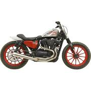 Bassani Manufacturing 1x62ss Road Rage Iii High-output Exhaust 2-into-1 System
