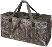 Mydays 12 Slot Decoy Bags Slotted Decoy Hunting Gear Duck Hunting Camo Waterfowl