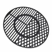 X Home 8835 Grill Grates For Weber 22.5 Inch Charcoal Grills Kettle Performer