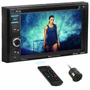 Boss Audio Systems Bvb9364rc Car Dvd Player Double Din Bluetooth Hands-free