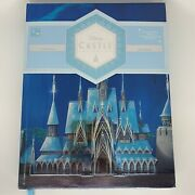 Disney Castle Collection Frozen Journal With Poster Notebook Limited Release