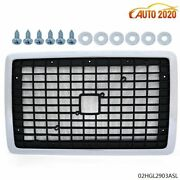 Chrome Grille For Volvo Truck Vnl 2004-2015 W/ Bug Screen Replace 20505759