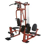 Exm1lps Home Gym With Leg Press,body Solid Exclusive To Fitness Factory