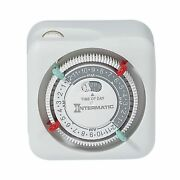 Intermatic Tn111k 15-amp Lamp And Appliance Timer 2 On/off Trippers