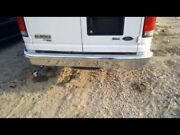 Rear Bumper Without Step Bumper Chrome Fits 05-14 Ford E150 Van 726974