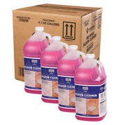 Memberand039s Mark Commercial No Rinse Floor Cleaner 1 Gal. 4 Pack Free Shipping