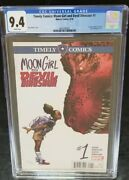 Timely Comics Moon Girl And Devil Dinosaur 1 - 3 Cgc 9.4