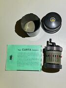 Curta Mechanical Calculator Type Ii 538564 - Excellent Condition