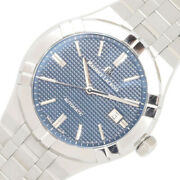 Maurice Lacroix Menand039s Watch Icon Ai6008-ss002-430-1 Blue Dial Bar Index S