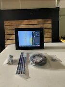 Garmin Gpsmap 8212 Touch Screen Gps Chartplotter Fishfinder W/ Power Cable
