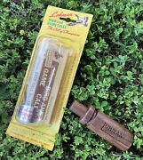 Vintage Lohman No. 111 Predator Call In Original Package - Bird And Game Call List