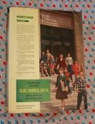 Vintage Sears Catalog 1947-48 Fall Winter Ladies Clothing Menswear Household Toy