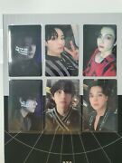 Bts Map Of The Soul One Concept Photo Book Photo Card Jungkook Jimin V