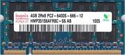 Hynix Pc2-6400s Ddr2-800 4gb So-dimm 200pin Laptop Memory Model Number Hmp351