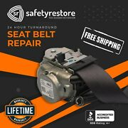 For Mercedes Cla45 Seat Belt Repair - Unlock After Accident Single Stage