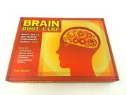 Brain Boot Camp Iq And Memory Game Exercises Boost In Just 7 Days By Tony Buzan