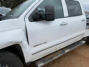 Driver Front Door Classic Style Fits 14-19 Silverado 1500 Pickup 503963
