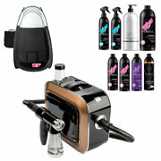Onyx Spray Tan Machine With Norvell Tanning Solution Pack