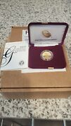 American Eagle 2021 One-quarter Ounce Gold Proof Coin
