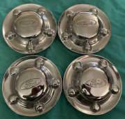 4 Ford F150 Expedition Wheel Center Caps Hubcaps 1999 2000 2001 2002 2003 Covers