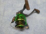 Lews Mach Ms 400 Speed Spin 6.2.1 Gear Ratio 8 Bb.spinning Reel
