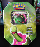 Pokemon Trading Card Game Heartgold And Soulsilver Collector's Tin - Meganium