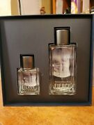 Abercrombie And Fitch Fierce Cologne Fragrance Gift Set - Discontinued