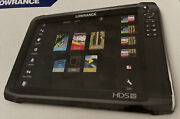 Lowrance Hds 12 Carbon Fishfinder Chartplotter 83/200 Transducer And Cmap Us Maps