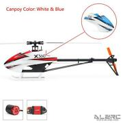 Alzrc 360mm Main Rotor Devilx360 Fbl Rc Racing Helicopter 1800kv Motor 60a Esc