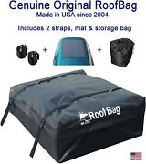 Roofbag Rooftop Cargo Carrier Made In Usa 15 Cubic Ft Waterproof Car Top Carrier