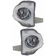 For Lexus Es350 Fog Light 2010 Pair Lh And Rh Side For Lx2594105 Lx2595105