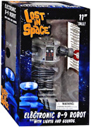 Diamond Select Toys Lost In Space B9 Robot With Electronic Lights And Sounds