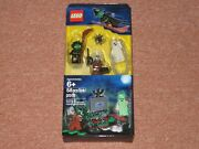 Lego 850487 Halloween Accessory Set Zombie Witch Ghost New Factory Sealed