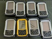 Trimble Tds Recon Data Collector Lot Of 8